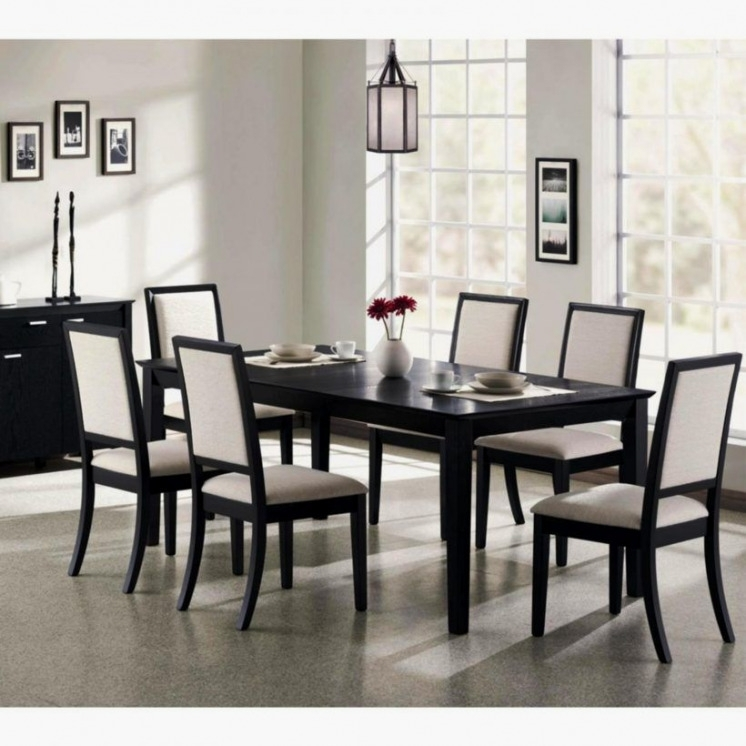 Modern Dining Room Table And Chairs – Pure I Sp Inside Modern Dining Room Furniture (View 14 of 25)