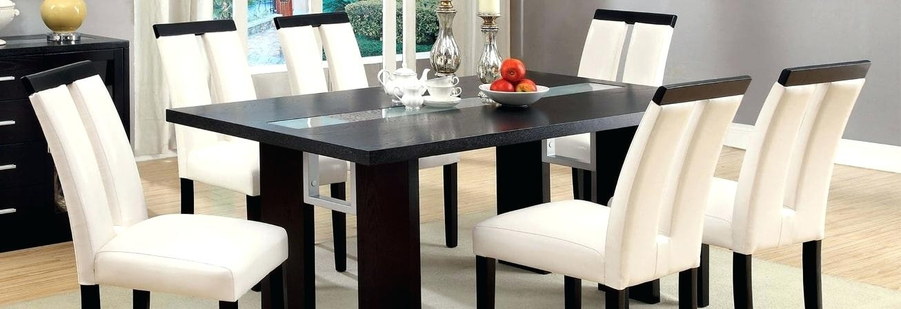 Modern Dining Sets Modern Dining Room Furniture And Glass Dining Regarding Modern Dining Room Sets (Image 21 of 25)