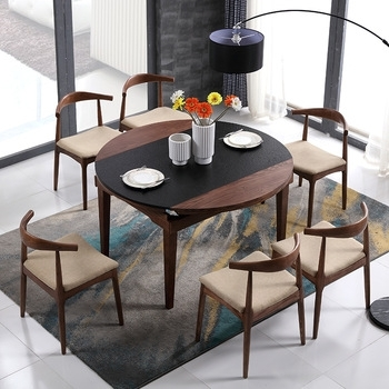 Modern Extendable Glass Top Dining Table With Oak Legs, View Regarding Oak Glass Top Dining Tables (Image 14 of 25)