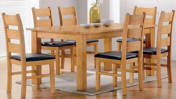 Modern Popular Marble Top Wooden Dining Table – Buy Modern Popular Pertaining To Wood Dining Tables (Image 14 of 25)