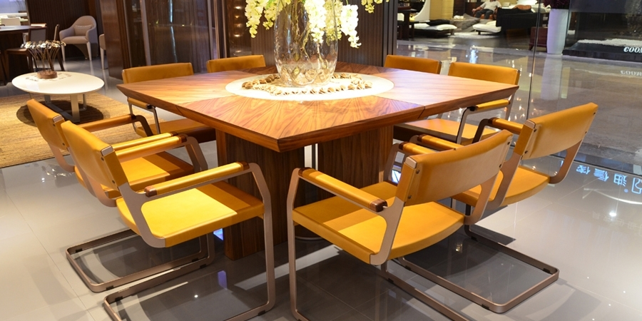 Modern Wood & Glass Dining Tables Sydney – Beyond Furniture With Modern Dining Suites (View 23 of 25)
