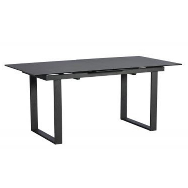 Monaco 176 216Cm Extending Dining Table In Rocco Extension Dining Tables (Image 19 of 25)