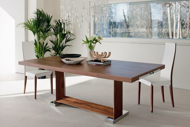 Monaco Extension Dining Table Cattelan Italia – Contemporary Pertaining To Monaco Dining Tables (Image 18 of 25)
