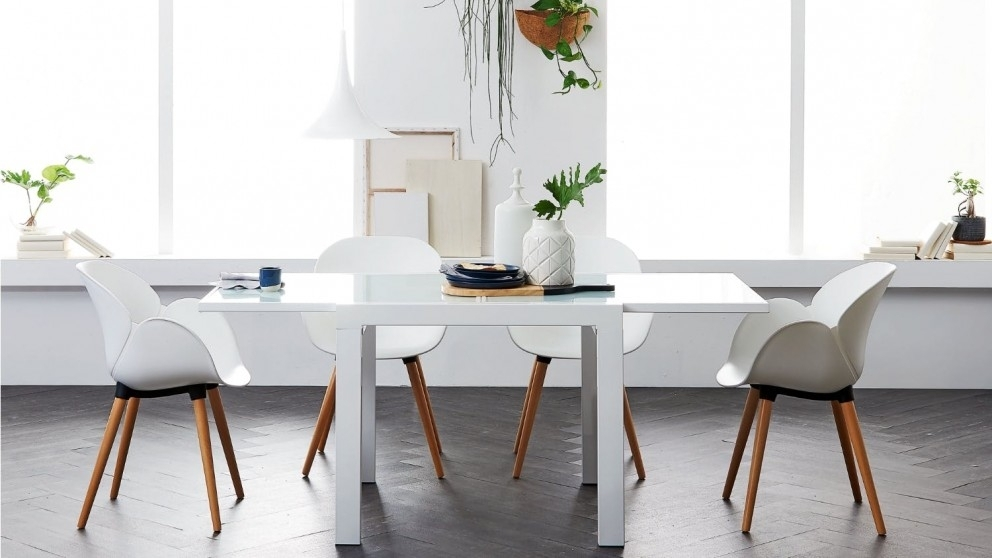 Monaco Extension Dining Table Pertaining To Monaco Dining Tables (Image 19 of 25)