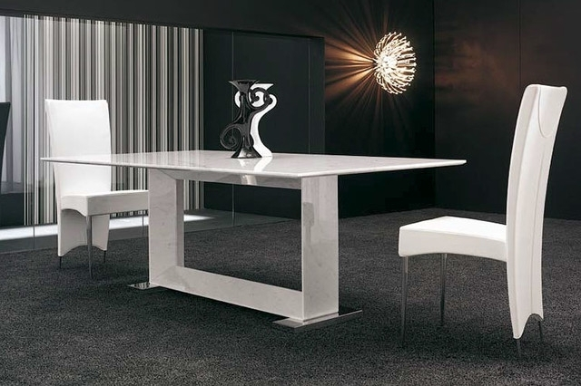Monaco Marble Dining Tablecattelan Italia – Contemporary Intended For Monaco Dining Tables (Image 21 of 25)