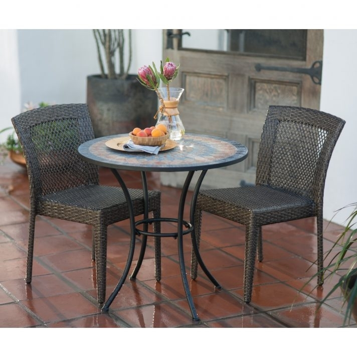 Mosaic Patio Table And Chairs Outdoor Dining Tables For Sale Within Mosaic Dining Tables For Sale (View 23 of 25)