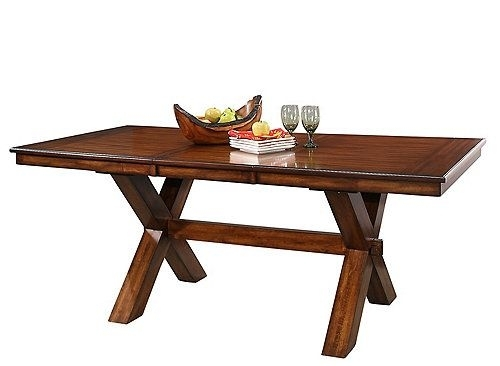 Murchison Dining Table W/ Leaf | Furniture Ideas | Pinterest | Brown With Regard To Teagan Extension Dining Tables (View 9 of 25)