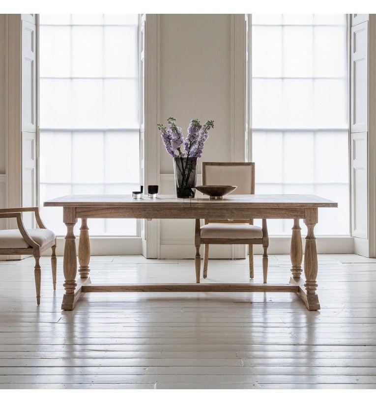 Mustique Extending Rectangular Dining Table With Extending Rectangular Dining Tables (View 25 of 25)