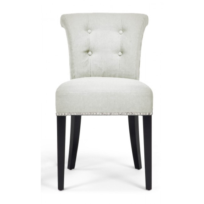 Napoli Stylish Dining Chair With Stylish Knocker | Mrhousey.co (Image 13 of 25)