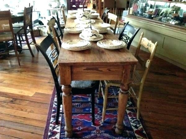 Narrow Dining Table Slim Dining Tables Narrow Dining Table Best Long With Regard To Narrow Dining Tables (View 25 of 25)