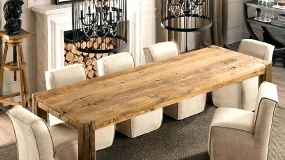 Narrow White Dining Table – Loyly throughout Narrow Dining Tables