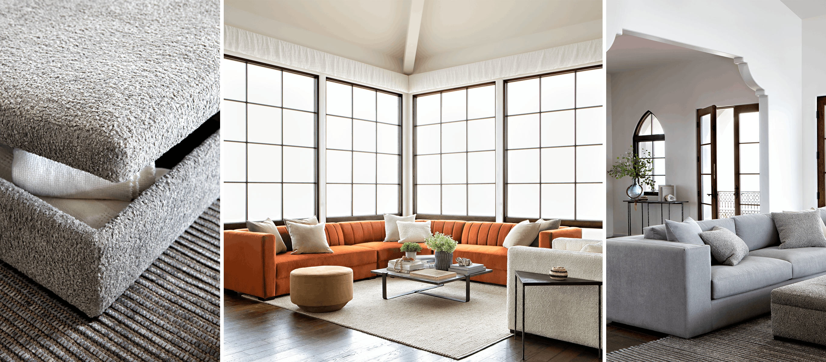 Nate Berkus Just Launched A Home Collection With Hubby Jeremiah For Soane 3 Piece Sectionals By Nate Berkus And Jeremiah Brent (Image 9 of 25)