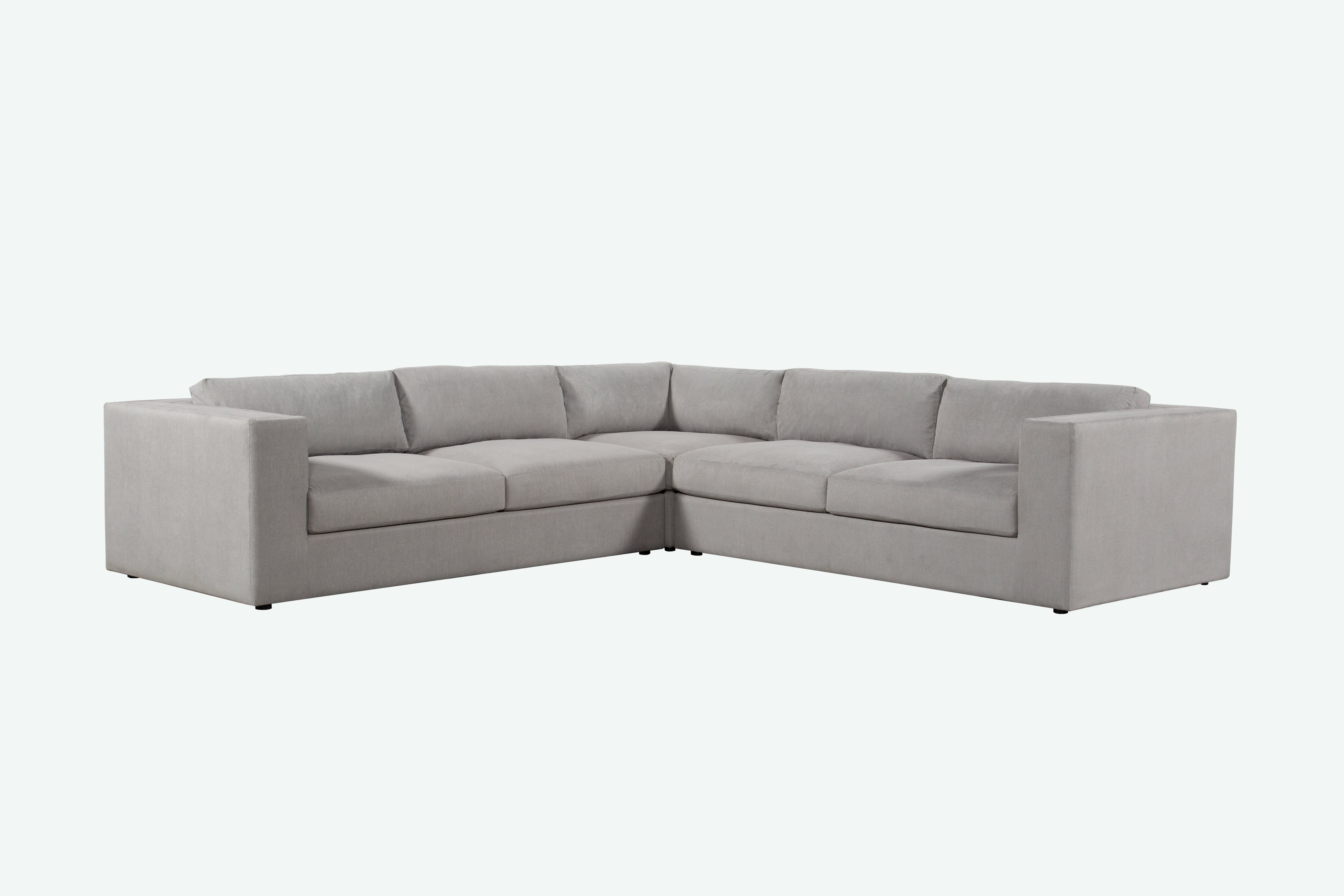 Nate Berkus Just Launched A Home Collection With Hubby Jeremiah Inside Soane 3 Piece Sectionals By Nate Berkus And Jeremiah Brent (Image 10 of 25)