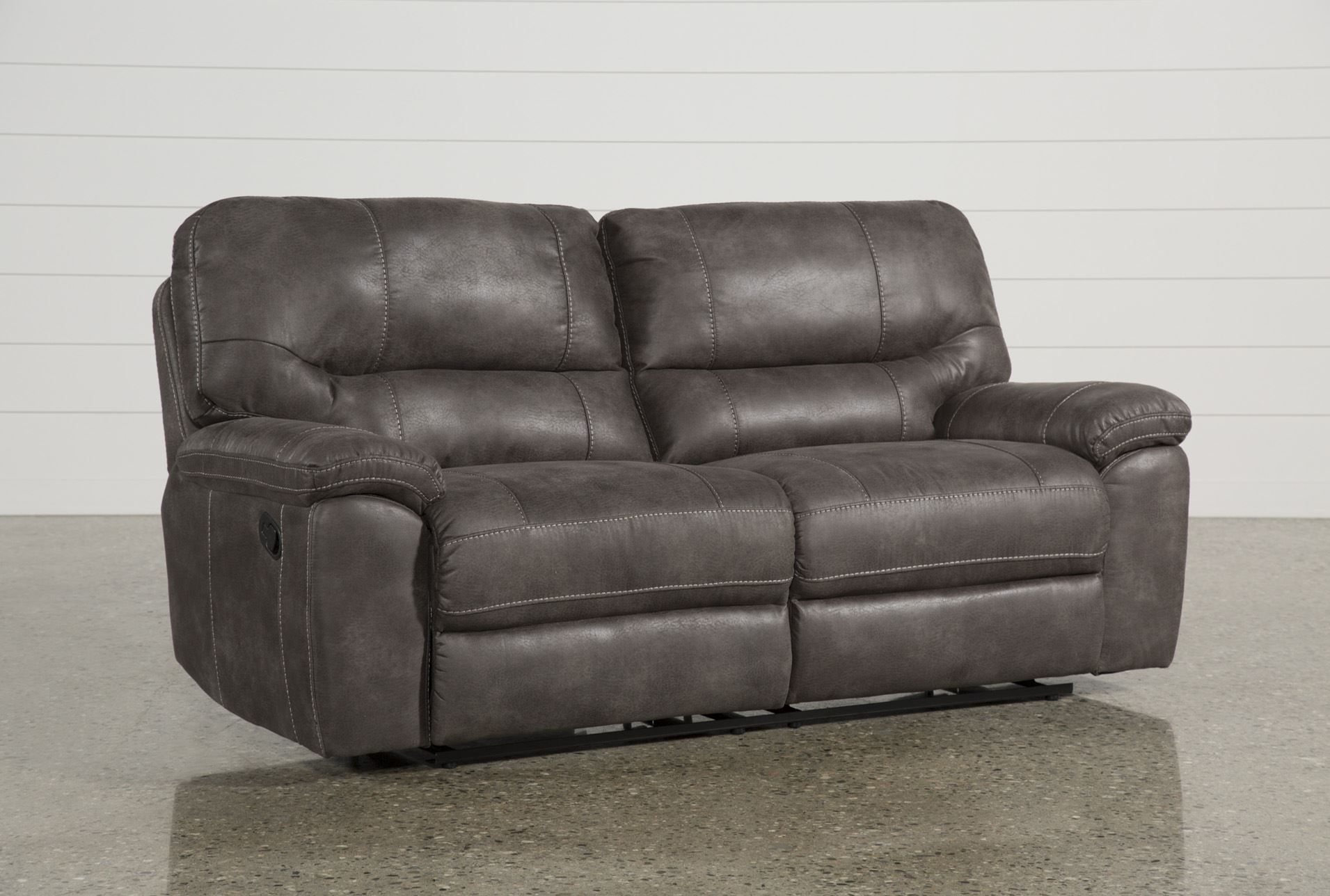 Neve Grey Reclining Sofa   Furniture   Pinterest   Grey Reclining inside London Optical Reversible Sofa Chaise Sectionals