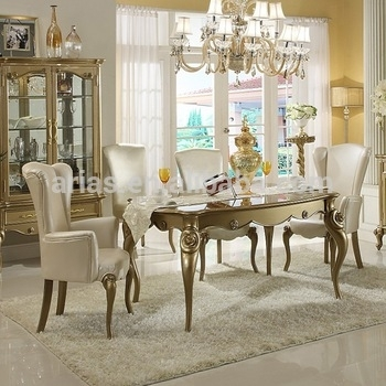 New Classic Crystal Dining Table – Buy Crystal Dining Table,wooden Throughout Crystal Dining Tables (Photo 13 of 25)