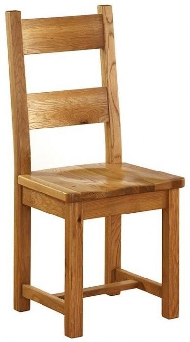 New Hampshire Oak Dining Chair Inside Oak Dining Chairs (Image 15 of 25)