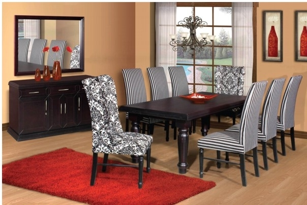 New Home Furnishers » Avanti Diningroom Suite within Dining Room Suites