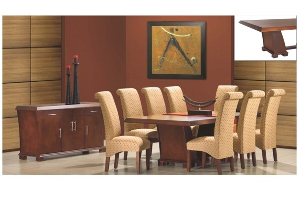 New Home Furnishers » Centurion Diningroom Suite Pertaining To Dining Room Suites (Image 20 of 25)