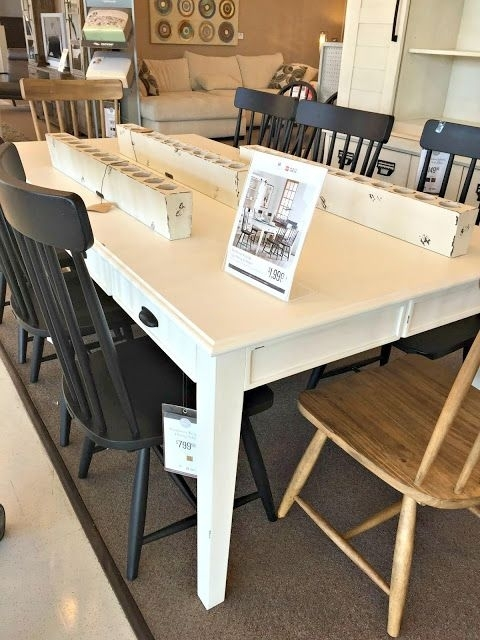 New Line Of Magnolia Homes Furniture And Decor (For A Great Price Within Magnolia Home Keeping Dining Tables (View 3 of 25)