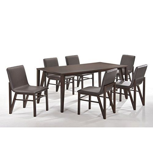 New Spec Inc Cafe 26 Dining Table | Furniture Tables | Pinterest With Chandler 7 Piece Extension Dining Sets With Wood Side Chairs (View 2 of 25)