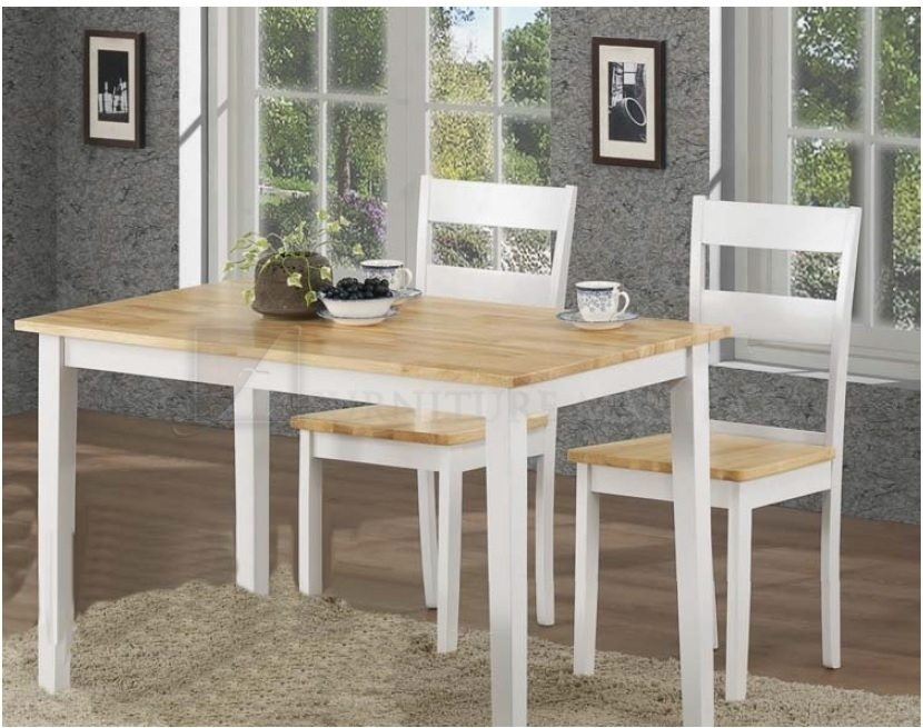 New York Dining Set | Home & Office Furniture Philippines Intended For New York Dining Tables (Photo 6 of 25)
