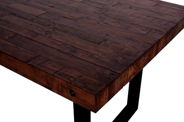 "New York Regular Dining Table 72"" – Coffee Bean – Boulevard Urban Living In New York Dining Tables (Image 24 of 25)"