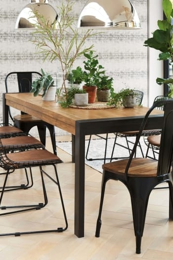 Next Camden 8 Seater Dining Table – Brown | Compare | Bullring Within Next Hudson Dining Tables (Image 20 of 25)