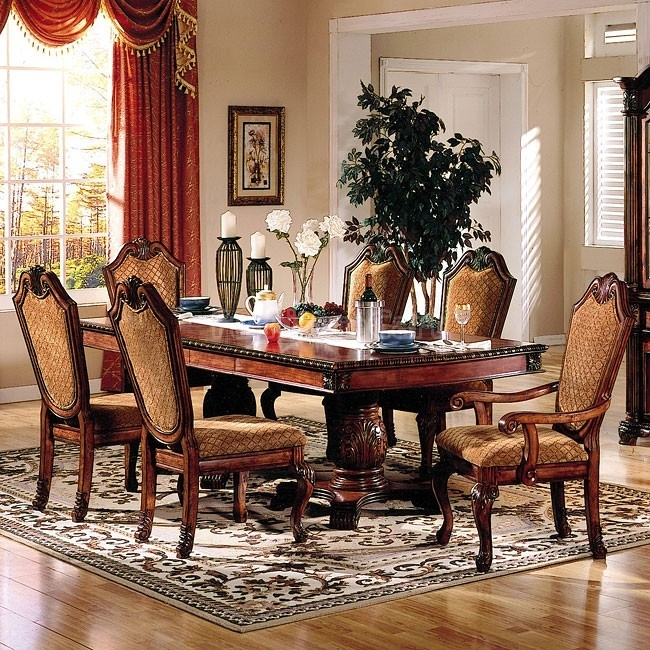 Nice Fabric Dining Room Chairs Wonderful Dining Room Chair Fabric Intended For Fabric Dining Room Chairs (Photo 14 of 25)