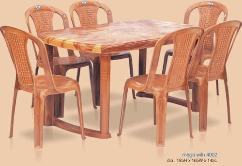 Nilkamal Dining Tables – Six Seater Dining Table Wholesale Trader Intended For Dining Tables For Six (Image 19 of 25)