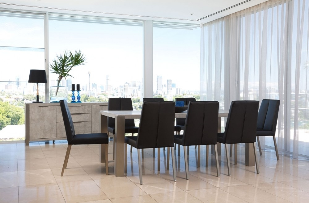 Nine Dining Room Suites To Get You Inspired | Harvey Norman Australia Intended For Modern Dining Suites (View 9 of 25)