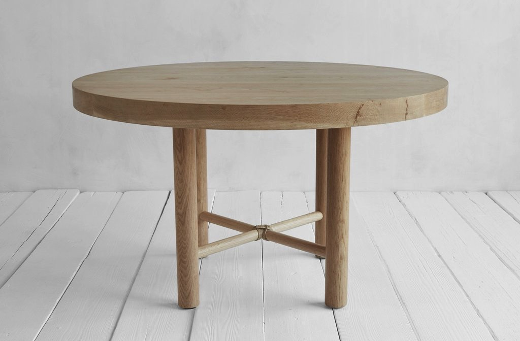 Nk Round Dining Table   Round Dining Table, Tables And House Intended For Circular Dining Tables (Image 17 of 25)