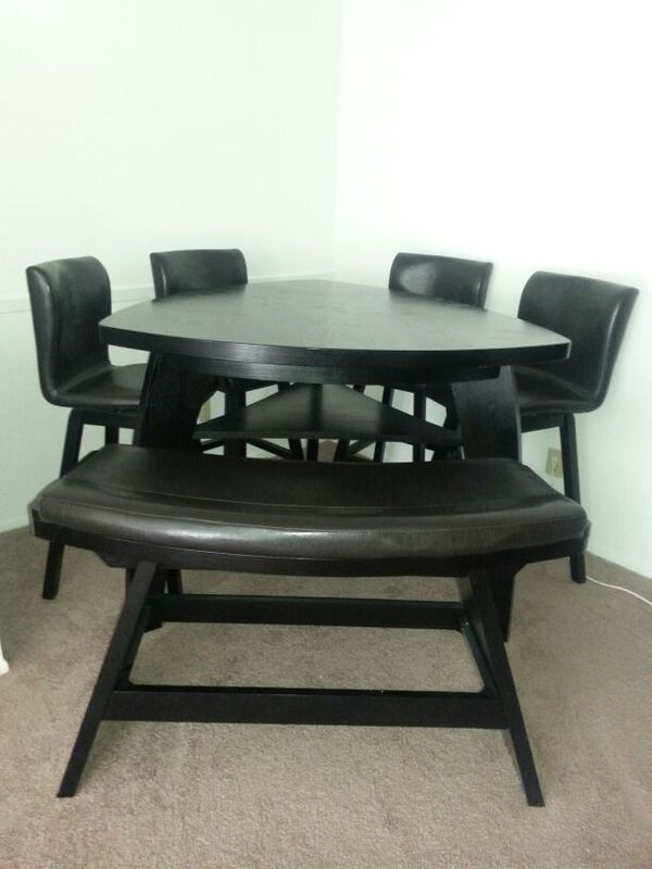 Noah 6 Pc Counter Height Dining Room Set Furniture In Cypress Tx Throughout Noah Dining Tables (View 9 of 25)
