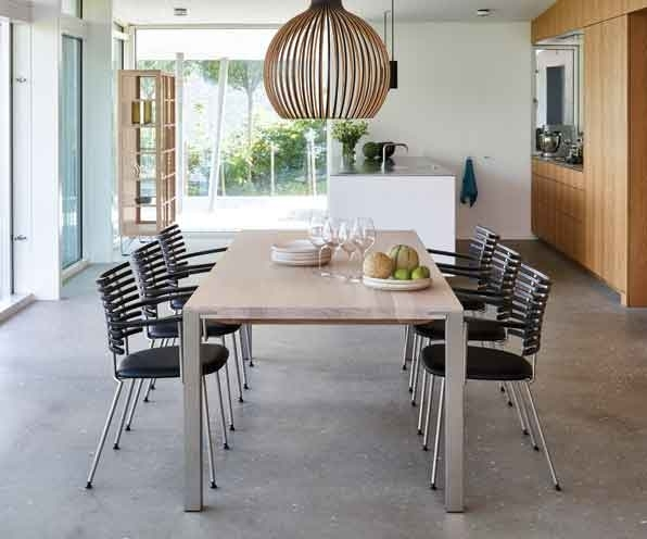 Non Wood Dining Tables | Wharfside Luxury Furniture In Non Wood Dining Tables (Image 14 of 25)