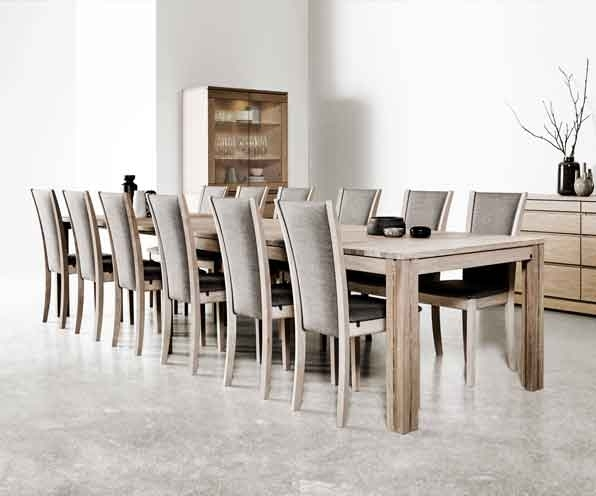 Non Wood Dining Tables | Wharfside Luxury Furniture With Non Wood Dining Tables (Photo 7 of 25)