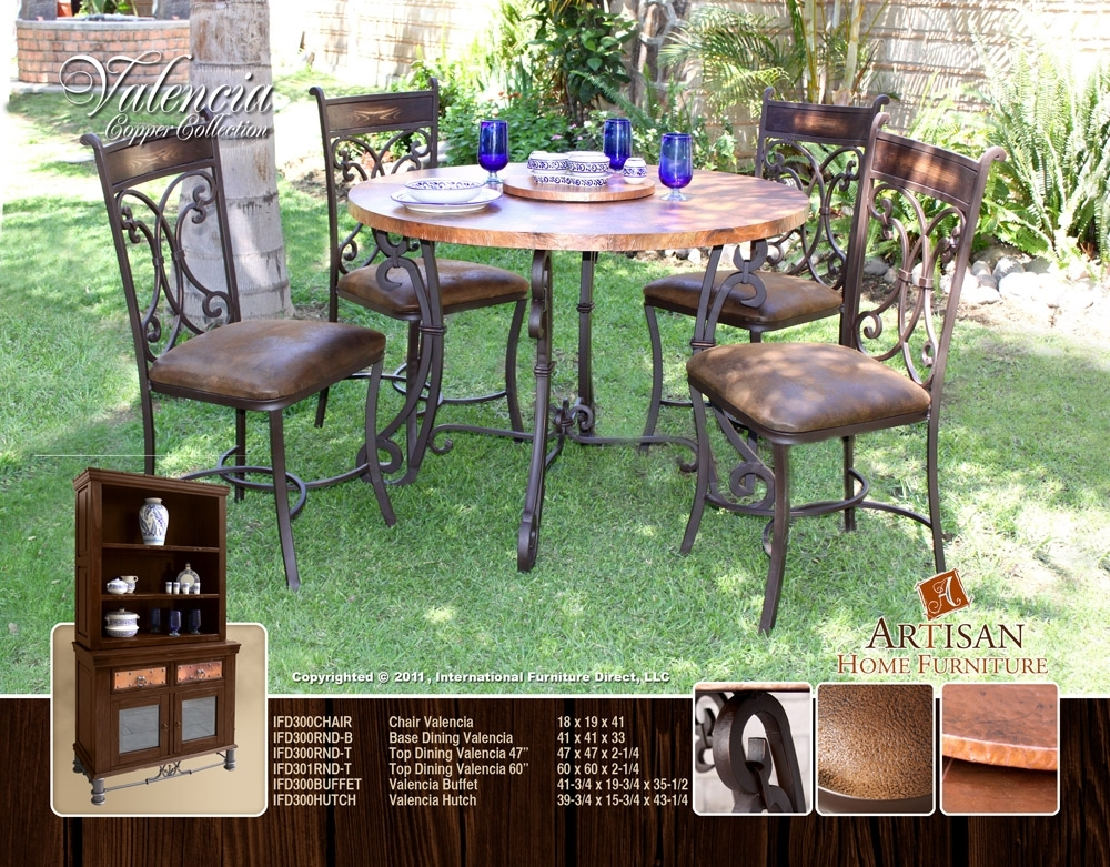 Oak Dining Chairs, Antique Oak Dining Table And Chairs Antique Round Intended For Valencia 60 Inch Round Dining Tables (Image 12 of 25)