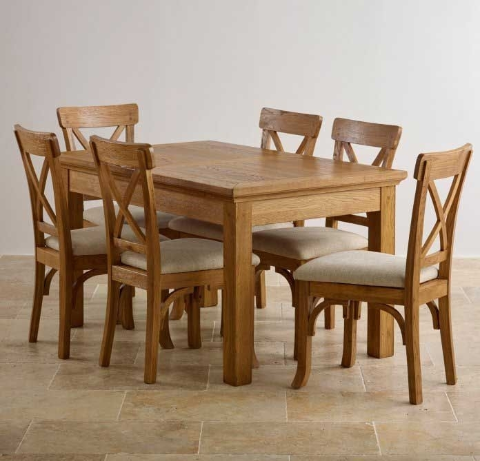 Oak Dining Light Oak Dining Set Light Oak Dining Table And Chairs With Light Oak Dining Tables And 6 Chairs (View 8 of 25)