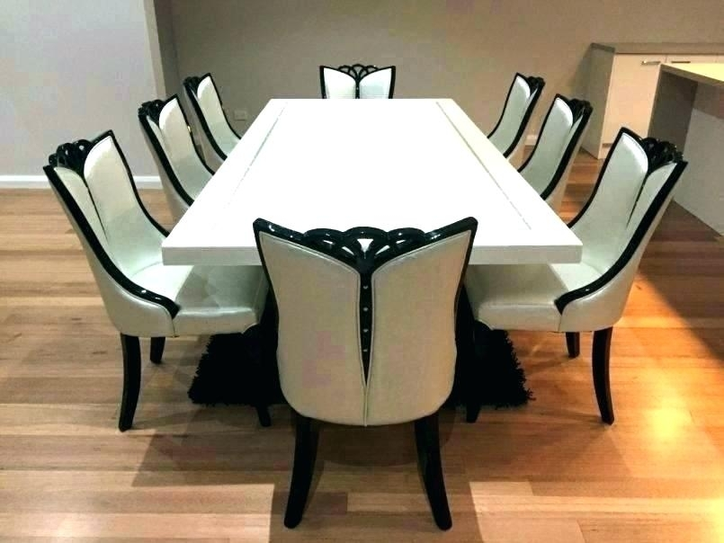 Oak Dining Table 8 Chairs Dining Chairs Perfect Style Dining Table For Oak Dining Tables 8 Chairs (Photo 20 of 25)
