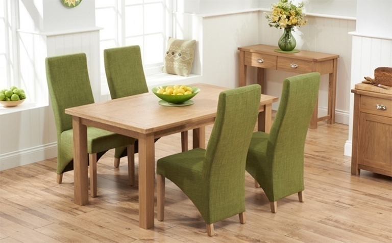Oak Dining Table Sets | Great Furniture Trading Company | The Great Pertaining To Green Dining Tables (Photo 7 of 25)