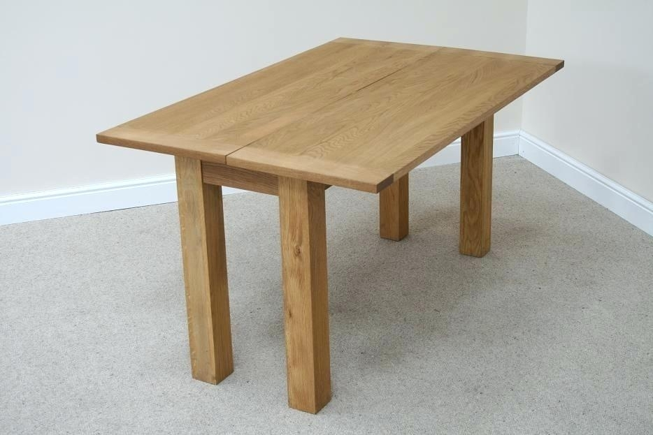 Oak Dining Table Uk – Insynctickets with Flip Top Oak Dining Tables