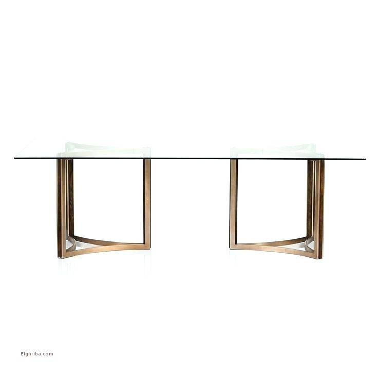 Oak Dining Table With Glass Top – Buxenz For Glass Dining Tables With Oak Legs (Photo 17 of 25)