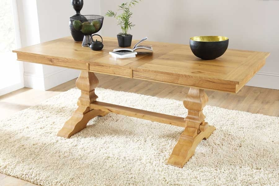Oak Dining Tables | Furniture Choice Throughout Oak Dining Suites (Image 21 of 25)