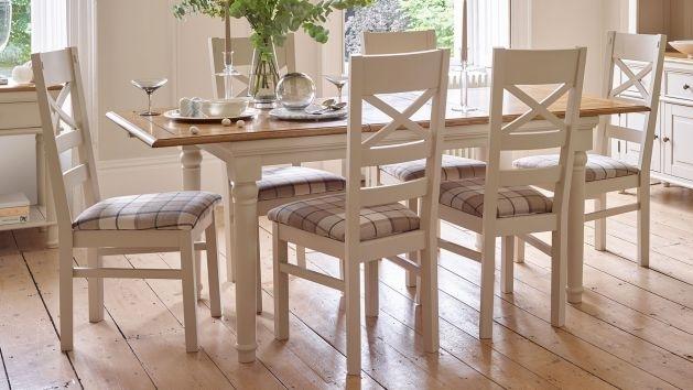 Oak Dining Tables | Solid Wood Dining Tables | Oak Furnitureland Inside Oak Dining Suites (Image 22 of 25)