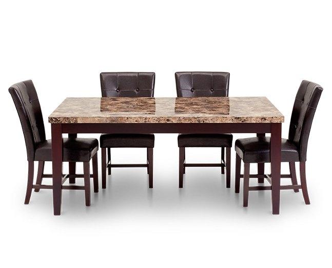 Oak Express Imperial Dining Table Ta Pkimtr Marble intended for Imperial Dining Tables