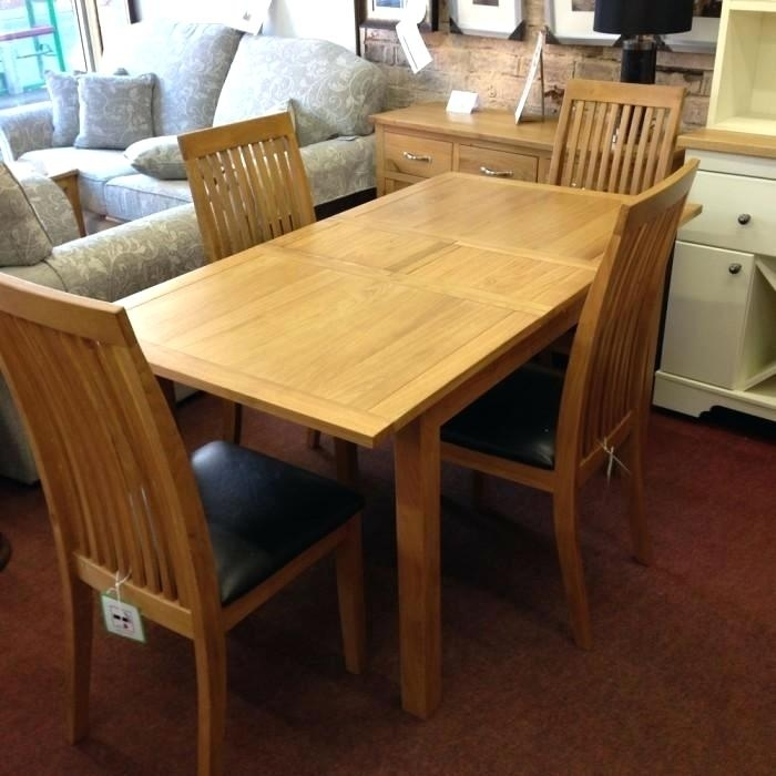 Oak Extending Dining Table – Emanhillawi With Extending Oak Dining Tables And Chairs (View 14 of 25)