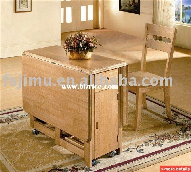 Oak Folding Table And Chairs | Indoor Furniture Contemporary Oak In Compact Folding Dining Tables And Chairs (Image 18 of 25)