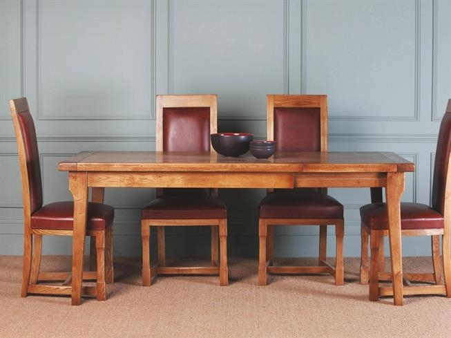 Old Charm   Chatsworth Extending Dining Table   Buy At Annetts Fine Pertaining To Chatsworth Dining Tables (Image 20 of 25)