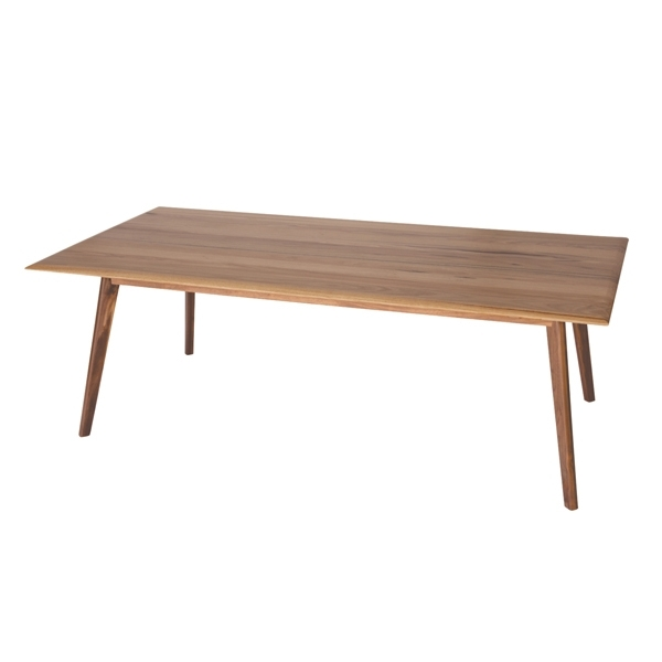 Olsen Dining Table – Oliver Birch Furniture Pertaining To Birch Dining Tables (Image 17 of 25)