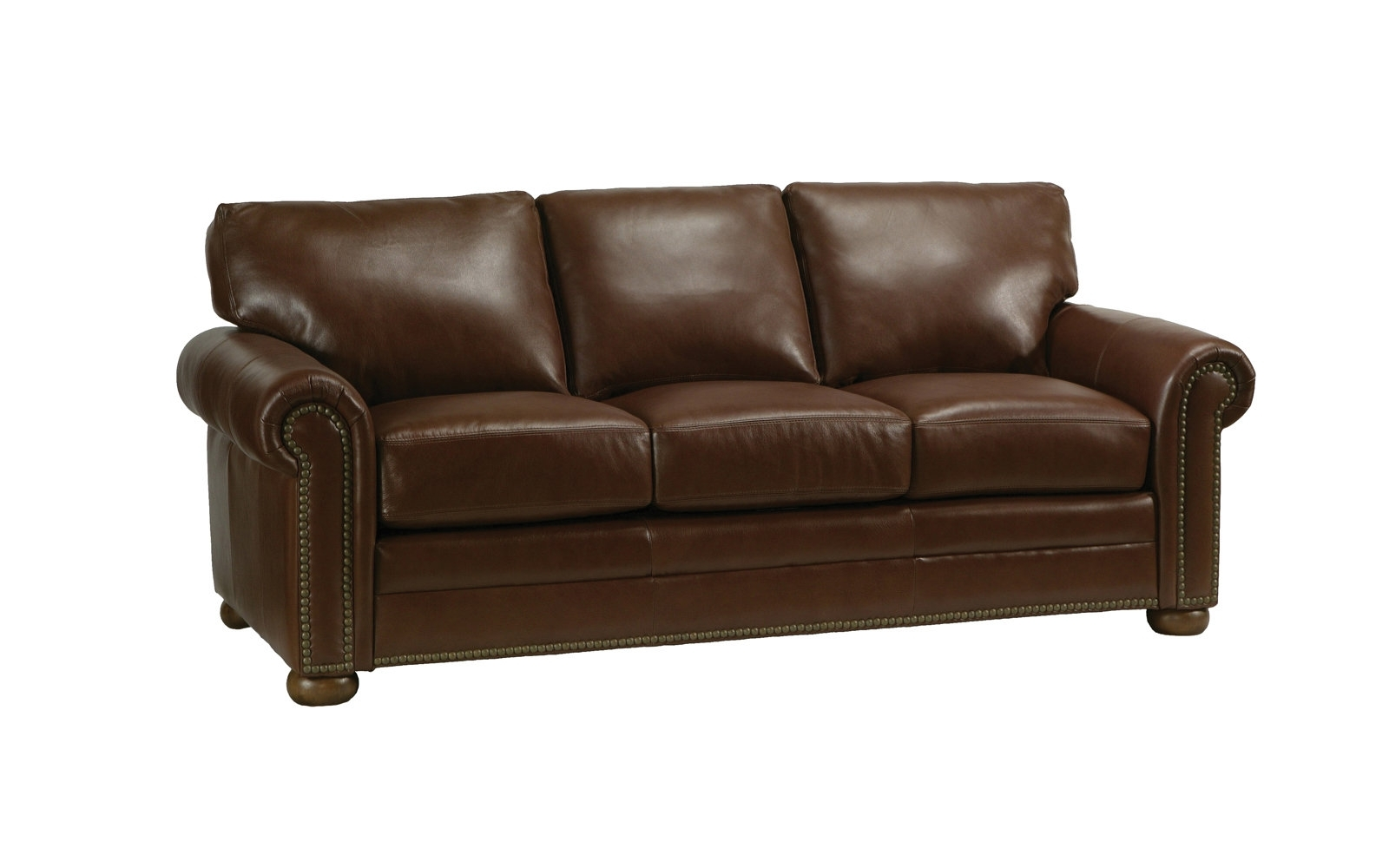 Omnia Leather | Wayfair Intended For Delano Smoke 3 Piece Sectionals (Image 15 of 25)