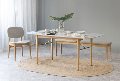 Online Furniture Shop In Singapore | Castlery Singapore For Delfina 7 Piece Dining Sets (Photo 5 of 25)