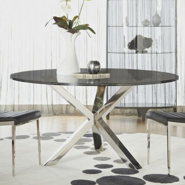 Orren Ellis | Arche Sleek Dining Table | Shop Home Decor | Art & Home With Sleek Dining Tables (Photo 22 of 25)